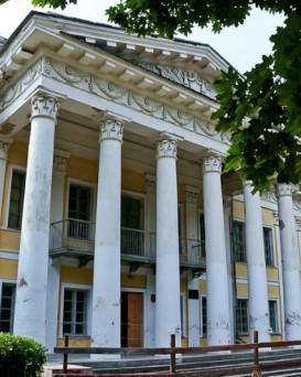 Дворцово-парковый комплекс в Жиличах