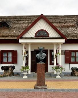 Музей имени А.В. Суворова в Кобрине