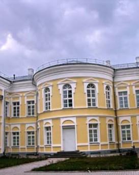 Дворец Потемкина в Кричеве