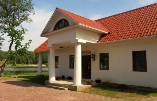 Усадебно-парковый комплекс «Панский маёнтак Сула»