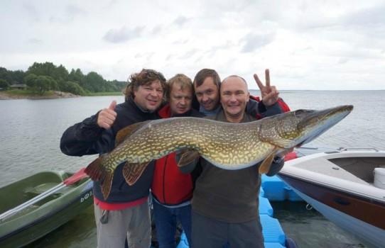 белорусские рыболовы