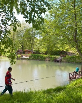 Озеро Мядель