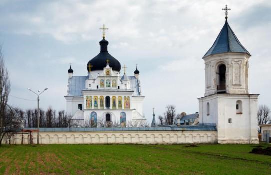 Свято-Никольский монастырь в Могилеве