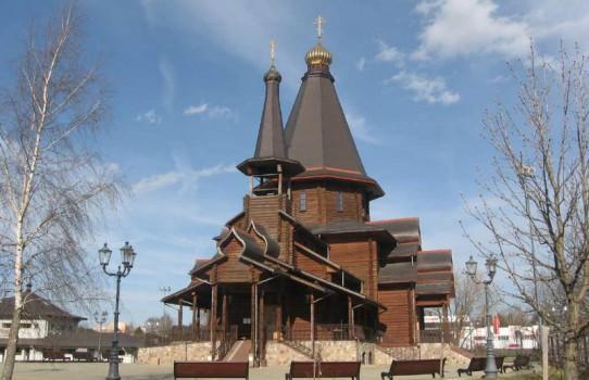 Троицкая церковь в Минске