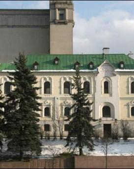 Здание церковно-археологического музея в Минске