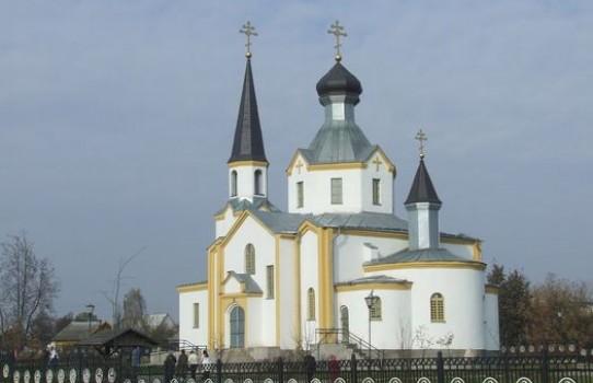 Церковь Крестовоздвиженская. Костюковичи