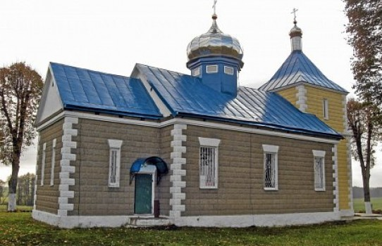 Церковь св. Петра и Павла в Рыбаках