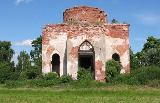 Церковь святых Константина и Елены в Соловье