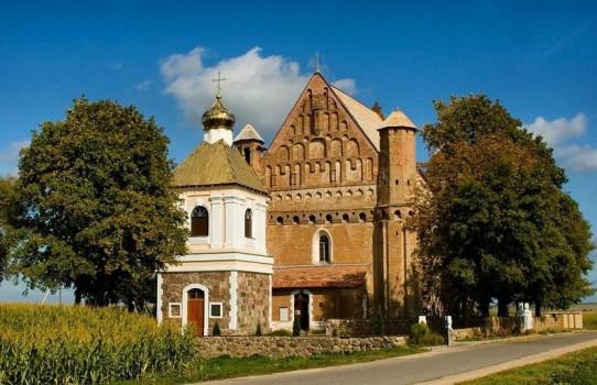 Церковь Святого Архангела Михаила в Сынковичах