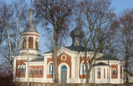 Церковь Святого Духа в Козянах
