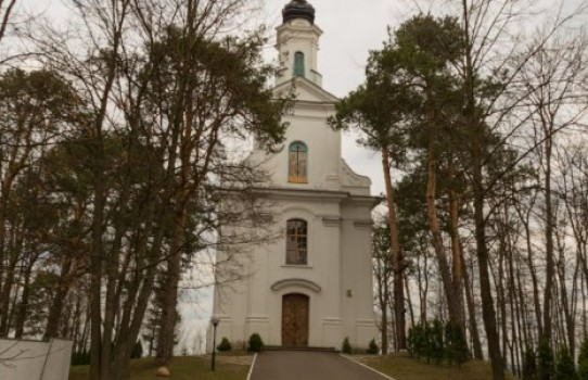 Церковь Воздвижения Честного и Животворящего Креста Господня в Жировичах