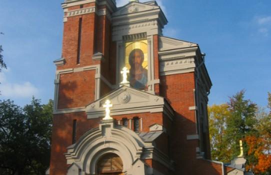 Часовня усыпальница Святополк-Мирских в Мире
