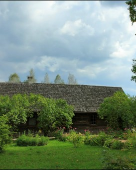 Дом-музей Янки Купалы в Вязынке