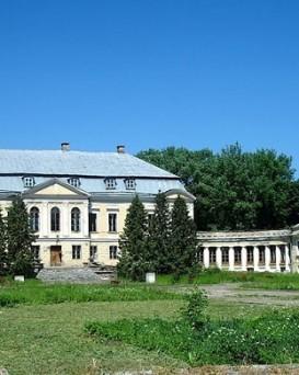Дворец Валовичей в Святске