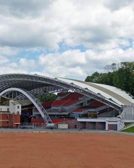 Летний амфитеатр в Витебске