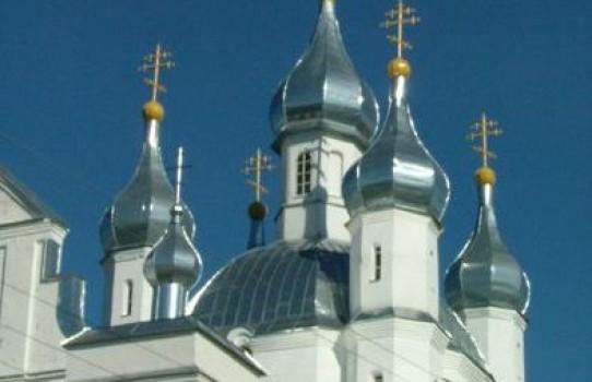 Спасо-Преображенский собор в Слониме