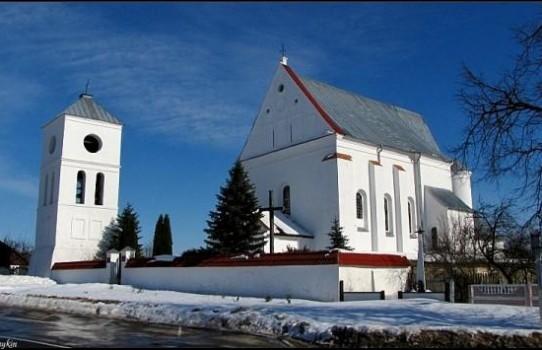Троицкий костел в Чернавчицах