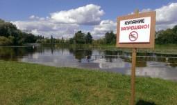 12 зон отдыха закрыто для купания в Беларуси