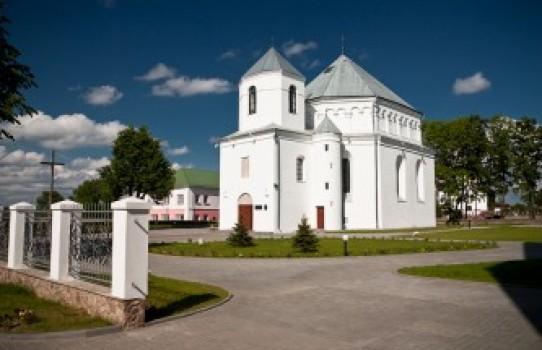 Кальвинский Собор в Сморгони