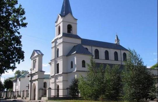 Костел Святого Андрея Боболи в Полоцке