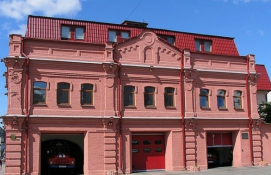 Музей пожарного и аварийно-спасательного дела в Минске