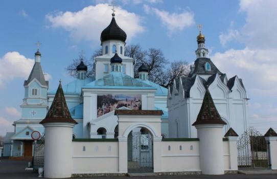 Свято-Покровский храм в деревне Чижевичи