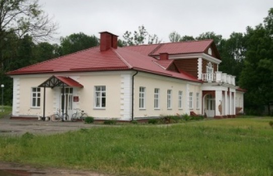 Усадьба рода Милошей в деревне Милашово