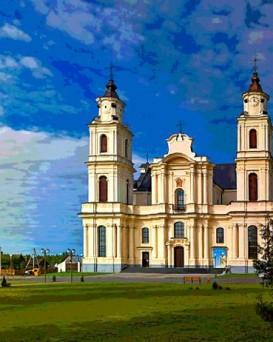 Костел Вознесения Пресвятой Девы Марии в Будславе