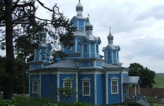 Церковь Покровская в Хотлянах