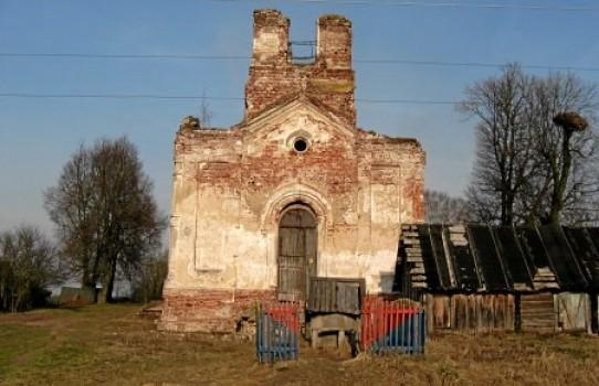 Церковь Покровская в Межево