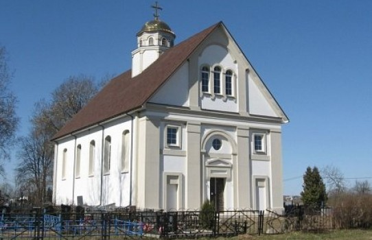 Церковь Рождества Богородицы в Семков городке