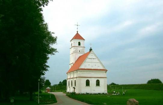 Церковь Спасо-Преображенская в Заславле