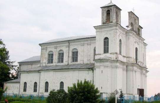 Церковь Святого Александра Невского в Столовичах