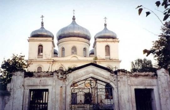 Церковь Святого Николая в Дубно