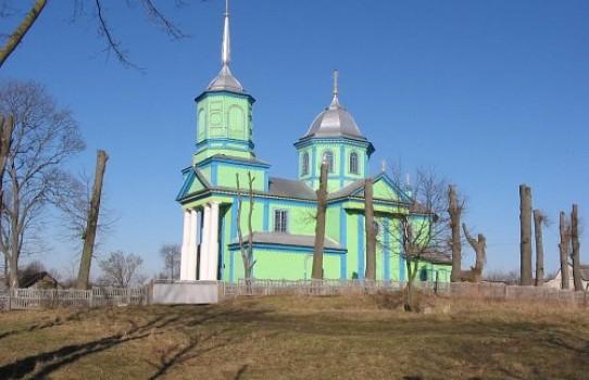Церковь Троицкая в Блони