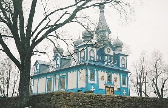 Церковь Троицкая в Телядовичах
