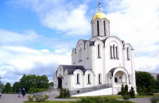 Церковь в честь Евфросинии Полоцкой в Минске