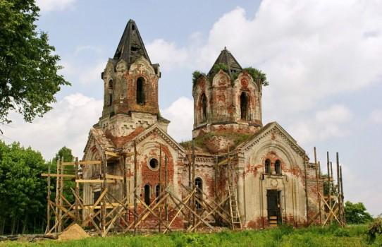 Церковь Вознесенская в Забычанье