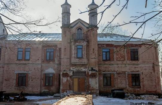 Дворец Монюшко-Ваньковичей в Смиловичах