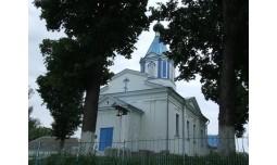 Петро-Павловская церковь в агрогородке Озеро