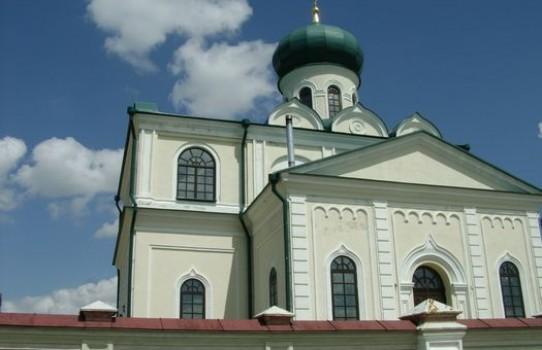 Приходская Николаевская церковь в Станьково