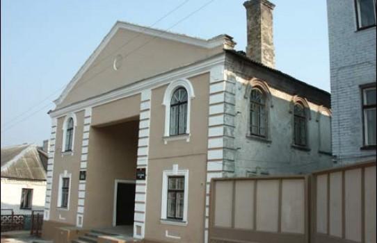 Синагога главная в Слониме