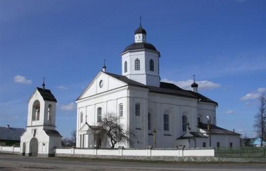 Спасо-Преображенская церковь в Ракове