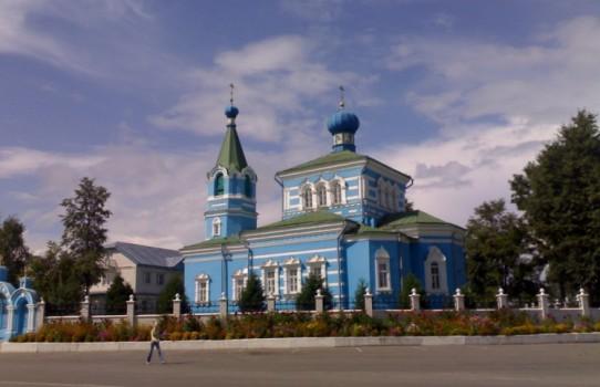 Свято-Иоанновский монастырь в Корме