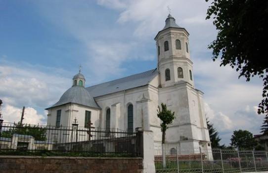 Свято-Троицкий собор в Слониме