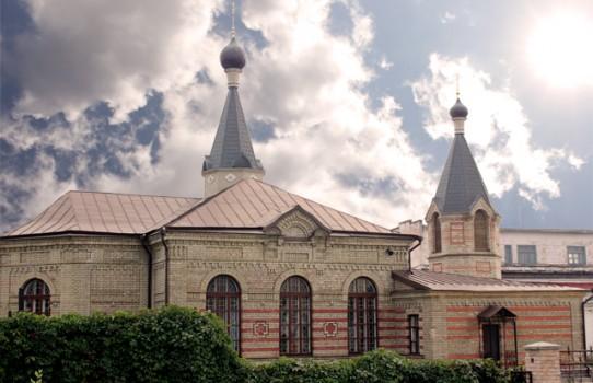 Свято-Владимирская церковь в Гродно