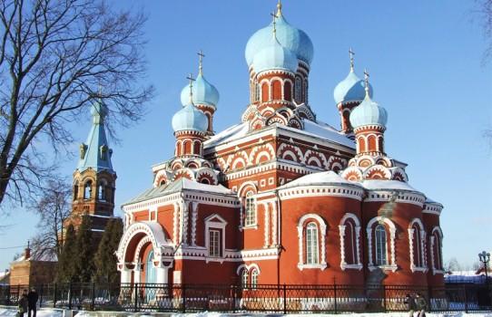 Свято-Воскресенский собор в Борисове