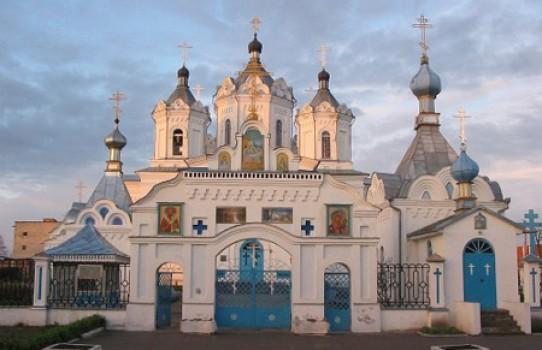 Троицкий Собор в Хотимске