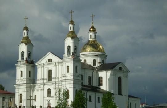Свято-Успенский кафедральный собор в Витебске