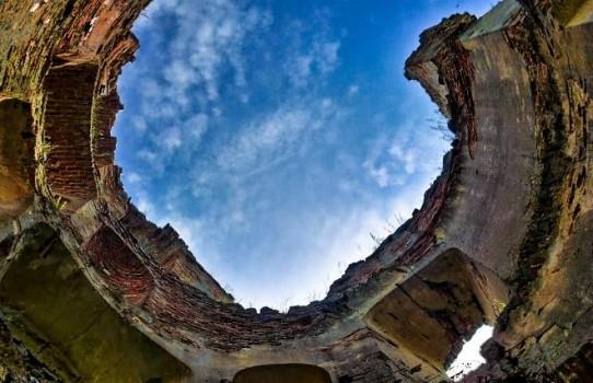 Замок Сангушек, Белый Ковель в Смолянах